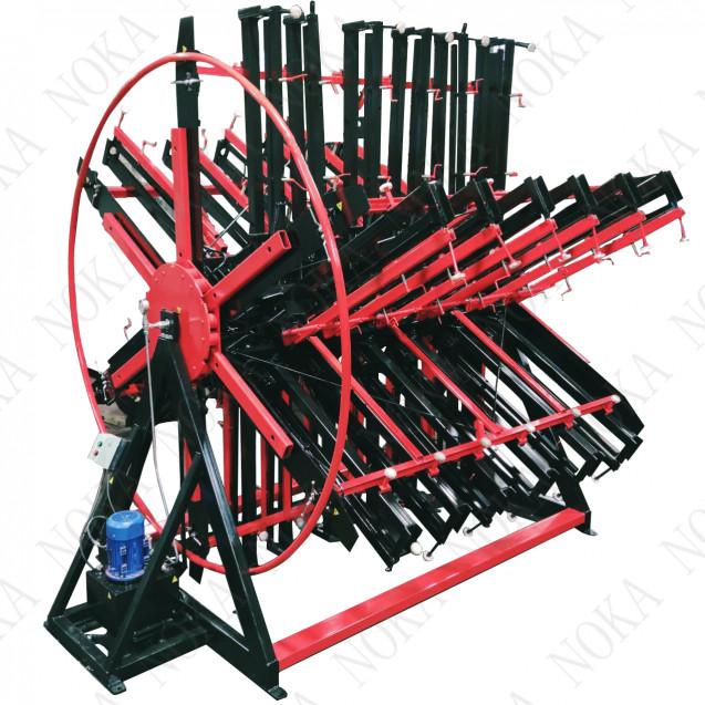 Веерная вайма ИТГ-516 для мебельного производства