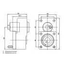 Коробка отбора мощности TF4002AMP (1:1,32)