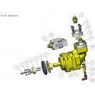 21513608 Гидромотор пилы