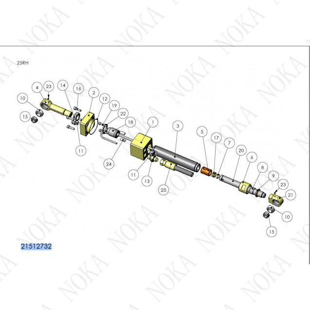 21512732 Устройство измерения диаметра