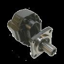 B34T52  Насос шестеренный  52 см3 ISO реверсивный; 4 болта; подключ. сзади